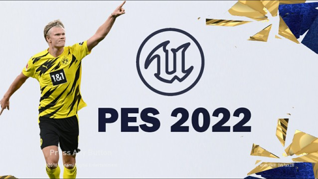 PES 2022 Modpack Unreal Engine For PES 2017
