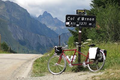 Cyclotouring Col d'Ornon Vintage Tandem Peugeot TM 8