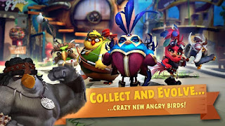 Download Angry Birds Evolution APK