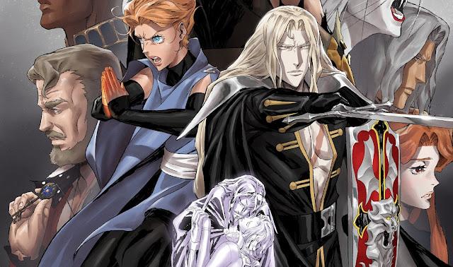 Análise Crítica – Castlevania: 4ª Temporada