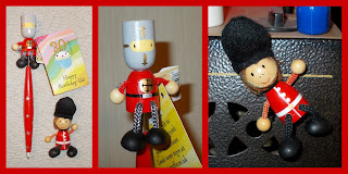Character Pencils; Characters; Christmas Decorations; Christmas Figures; Fiesta Characters; Fiesta Crafts; Fiesta Crafts Ltd.; Fridge Magnet; Fridge-Magnet; Guardsman Toy Soldier; Lapices; Les Crayons; Matite; Medieval Knights; Novelty Figurines; Pencil Toppers; Pencil Tops; Pencils; Prince; Princesses; Seasonal Novelties; Seasonal Toys; Small Scale World; smallscaleworld.blogspot.com;