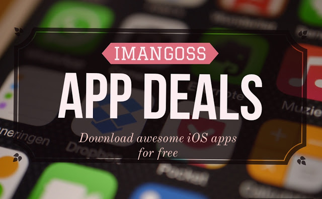 We bring you a daily app deals for you to download these awesome paid iPhone and iPad apps for that have gone free on AppStore for limited time