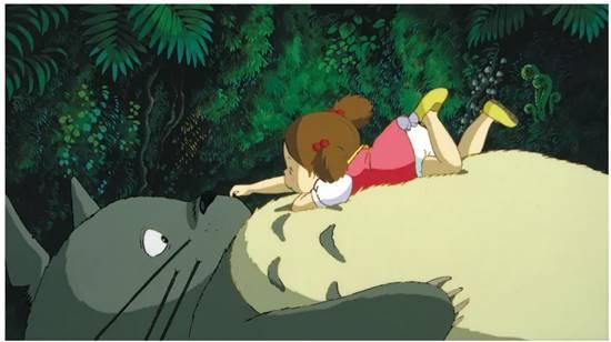 fakta Fakta film My Neighbor Totoro