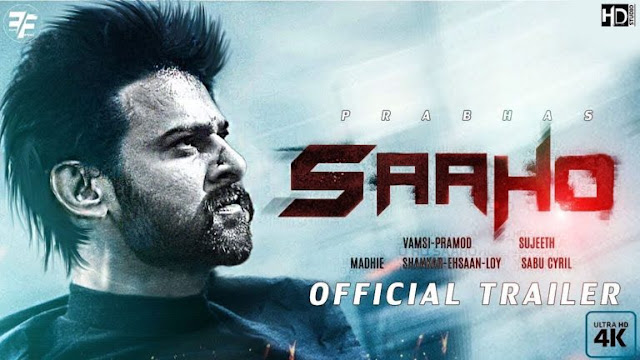 Latest New Movie of Prabhas Saaho HD Wallpapers