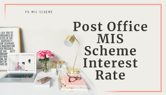 Post Office MIS interest Rate 2020