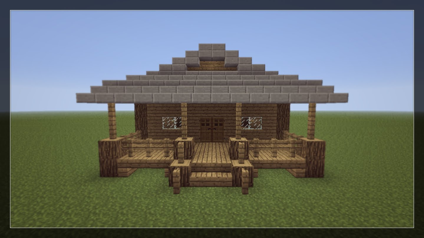 Cool things to build in minecraft xbox 360 xbox one for Steps to start building a house