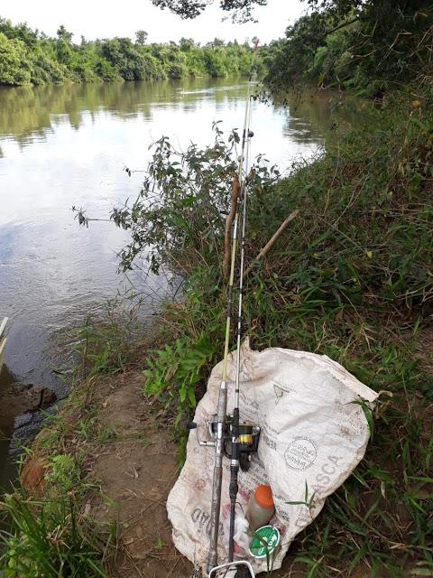 Homens pescam em local proibido no Parque Estadual Aguapeí e recebem R$ 4 mil em multas
