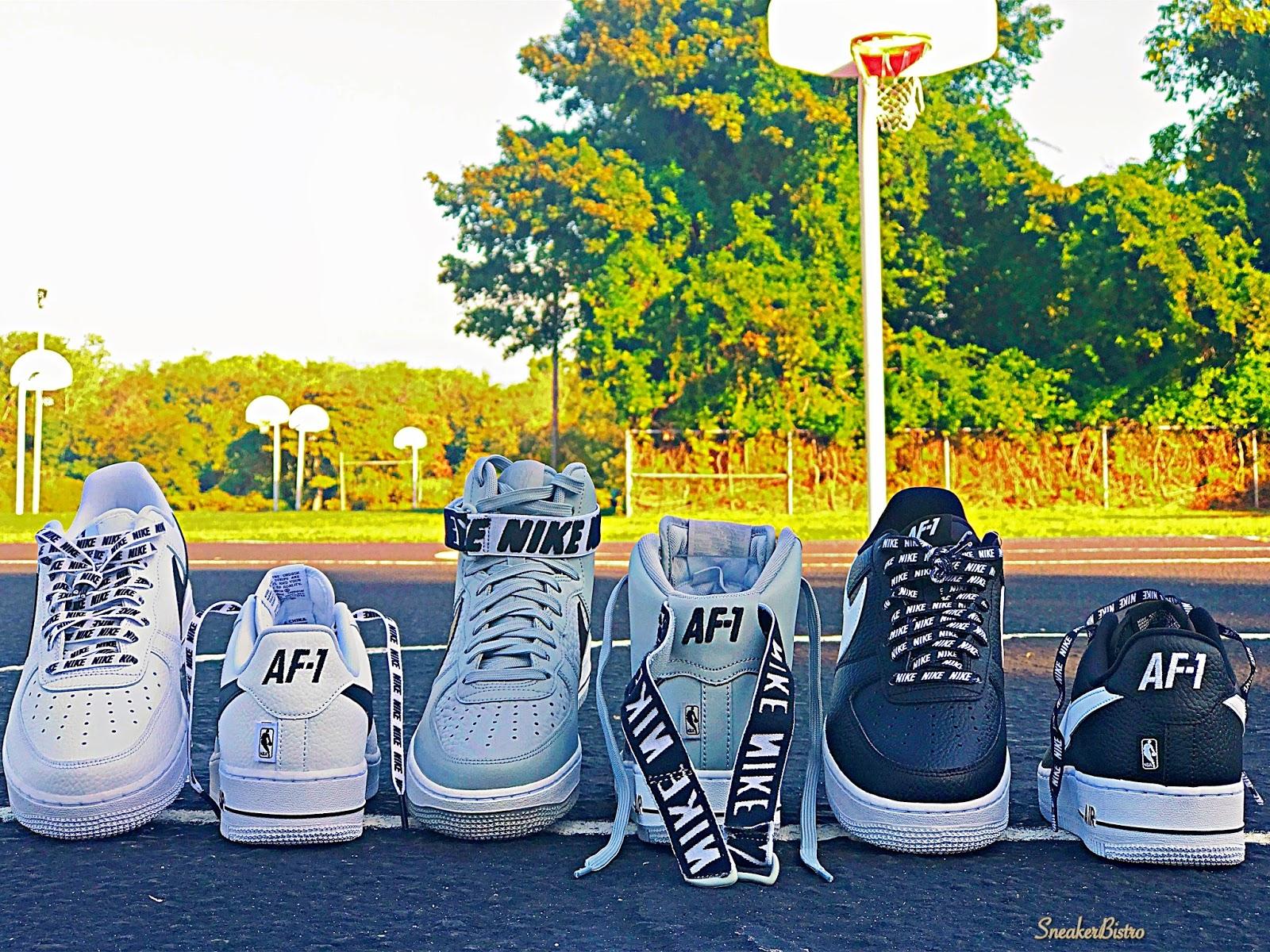 Sneaker Bistro Streetwear Served W Class Nike Air Force