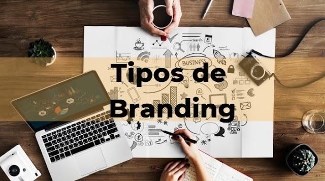 tipos de branding