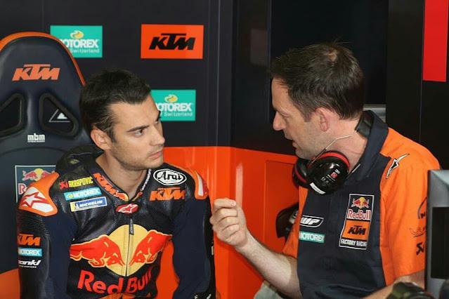 Dani Pedrosa Kembali Dikontrak KTM Hingga Akhir 2021