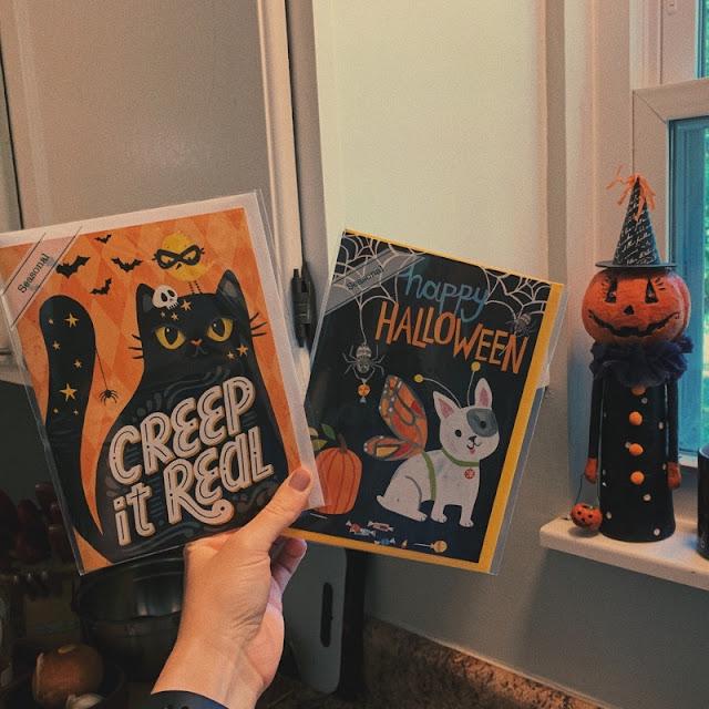 trader joe's halloween cards