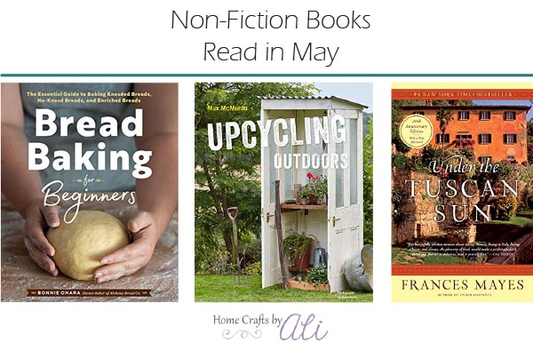 non-fiction books read in may