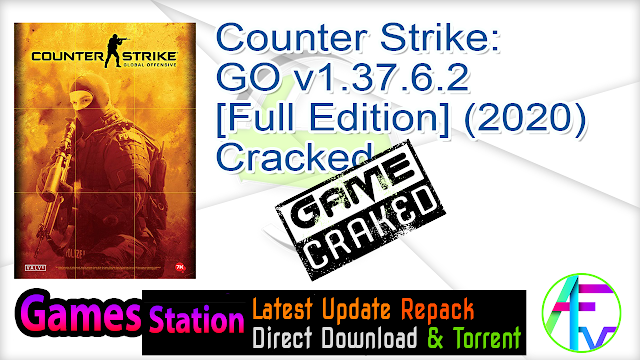 Counter Strike GO v1.37.6.2 [Full Edition] (2020) Cracked