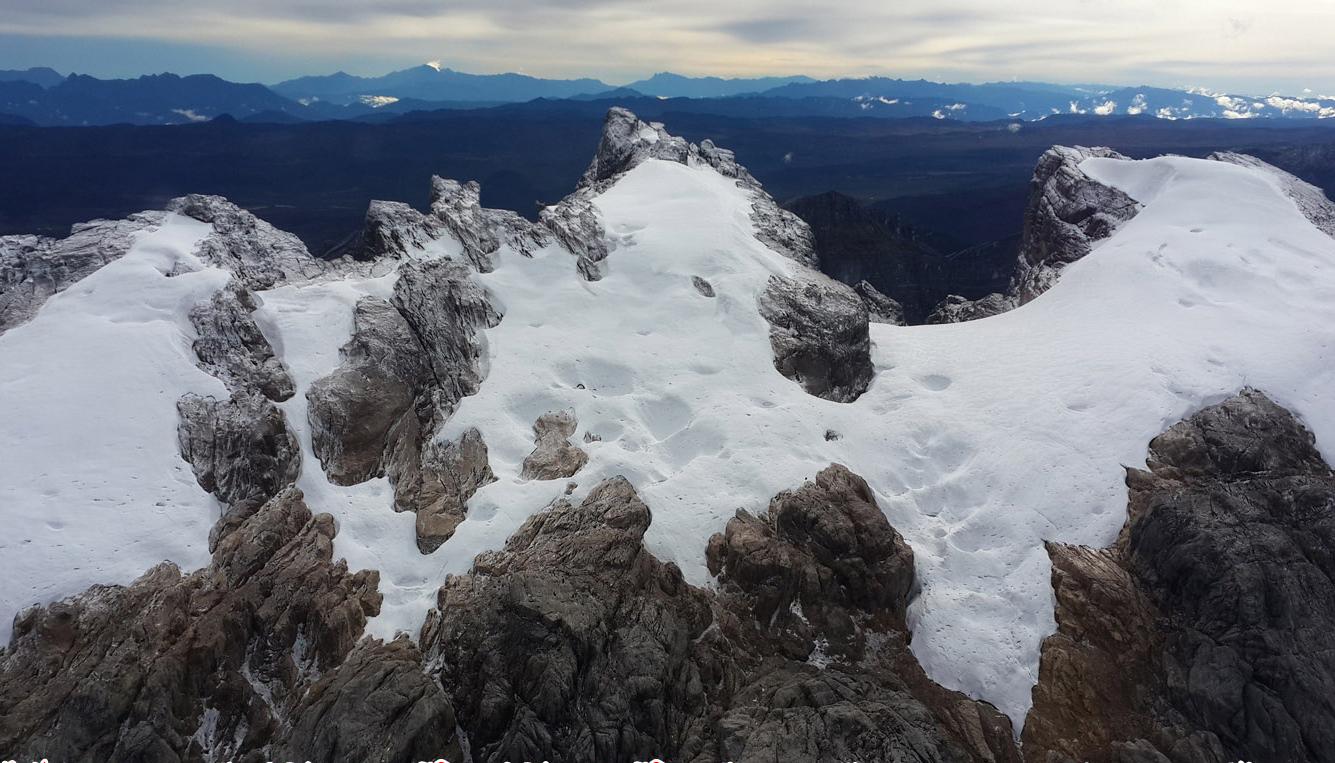 Sejarah Pendakian Puncak Gunung Trikora