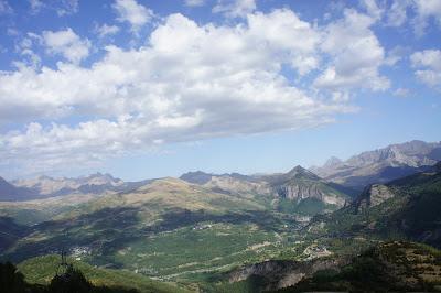 Ispanijos kalnai