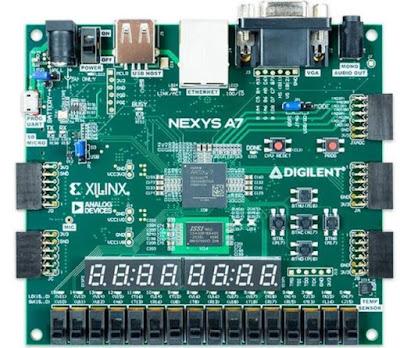FPGA Nexys 7