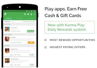aplikasi penghasil uang di android-app karma