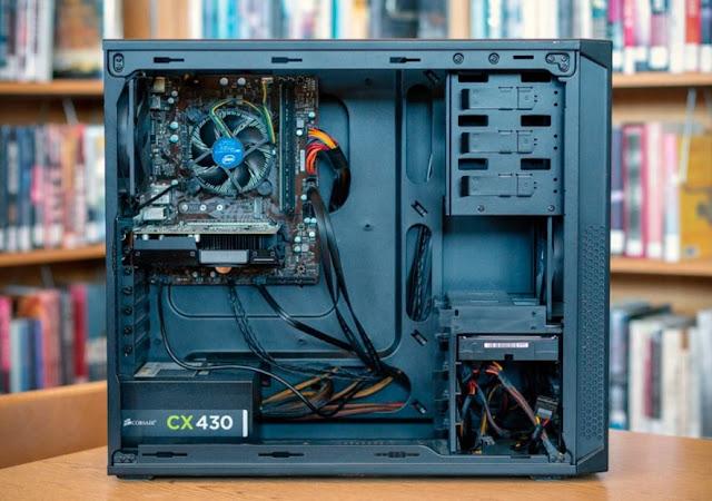 Langkah Merakit Komputer/PC Lengkap Beserta Gambar