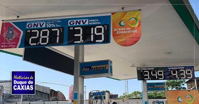 Procon de Duque de Caxias fiscaliza postos de combustível que enganam consumidor com promoções