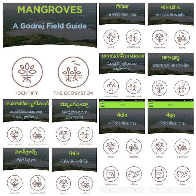 Godrej & Boyce's Mangroves Mobile App Now Available in 11 Languages
