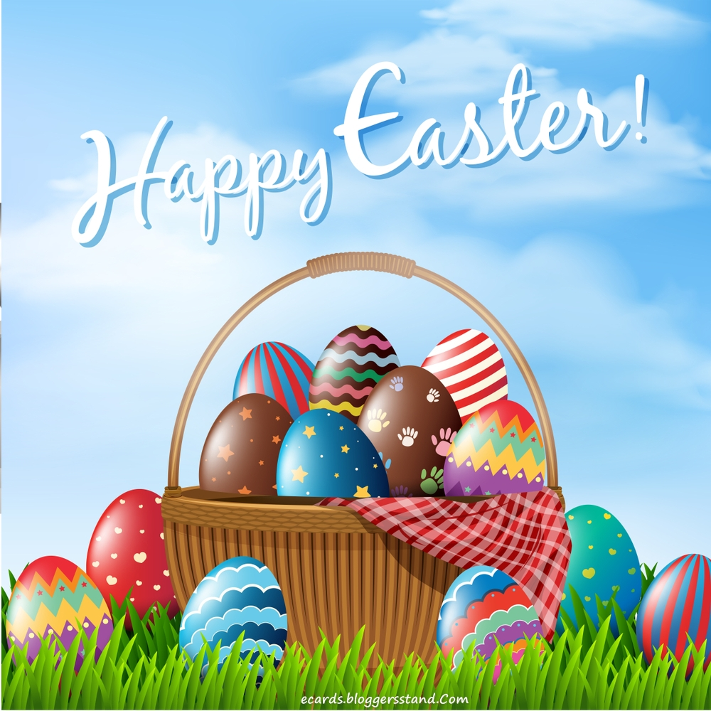 Happy Easter wishes & Easter Sunday wishes