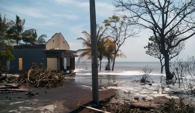 Pantai Bulurejo Kecamatan Tempursari