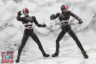 S.H. Figuarts Shinkocchou Seihou Kamen Rider Black 11