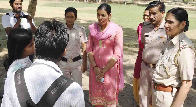 faridabad-police-against-lovers-in-haryana