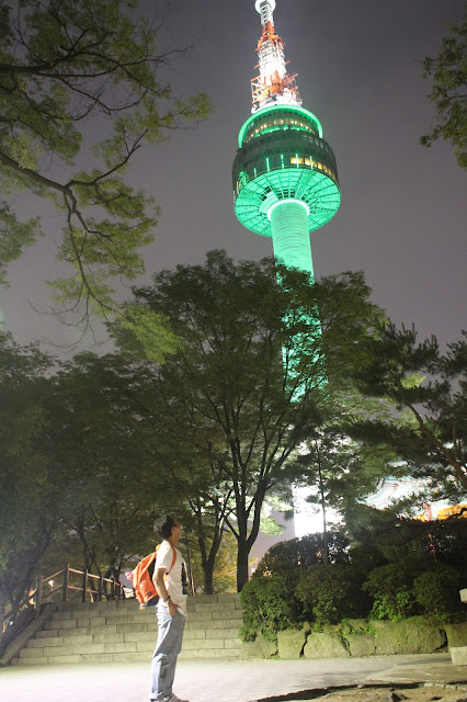 Namsan Tower- Seoul's Center of Attention