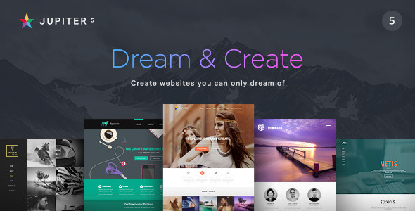 Download Jupiter - Multi-Purpose Responsive Theme free gratis