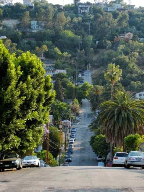 Las calles más empinadas del mundo. Eldred Street, Los Angeles