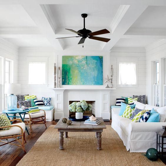 Cool Living Room Colors: Designers' Favorite Cool Neutral Paint Colors