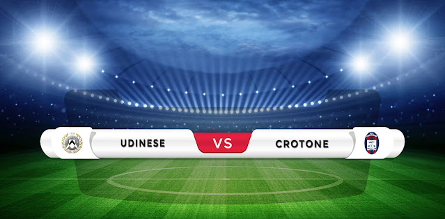 Udinese vs Crotone Prediction & Match Preview