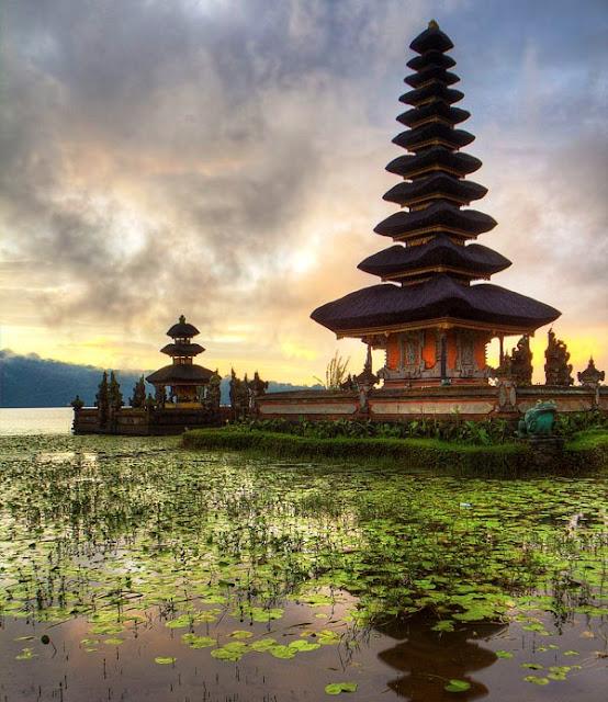 Arsitektur Pura di Bali