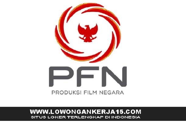Lowongan kerja BUMN Perum Produksi Film Negara Tahun 2017