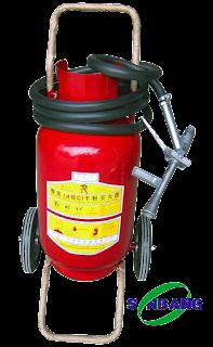 Bình chữa cháy bột ABC MFZL35