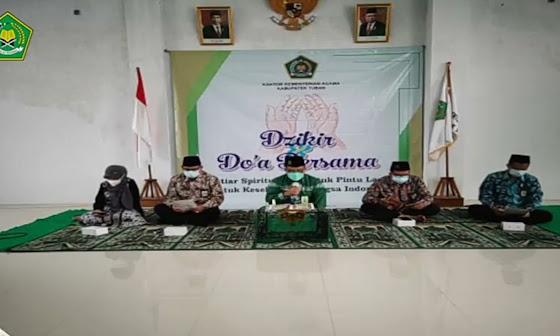 Majelis Khotmil Penyuluh Agama Islam Kabupaten Tuban