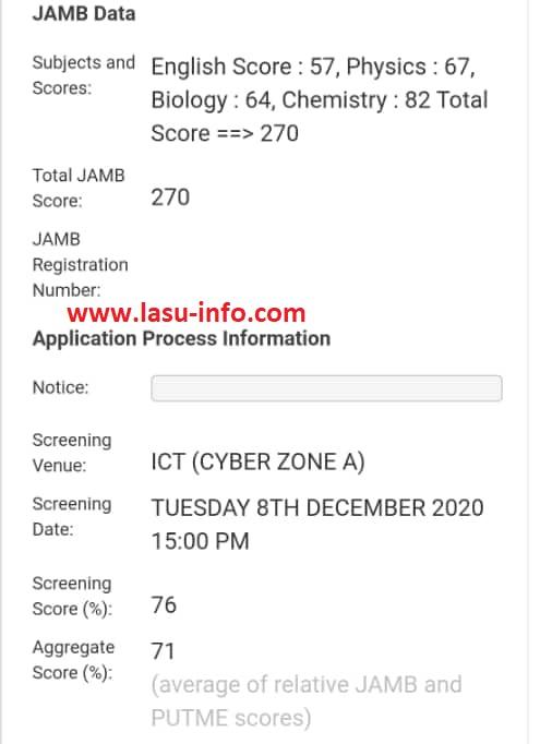 UNIBEN Post-UTME Screening (Aggregate) Result 2020/2021