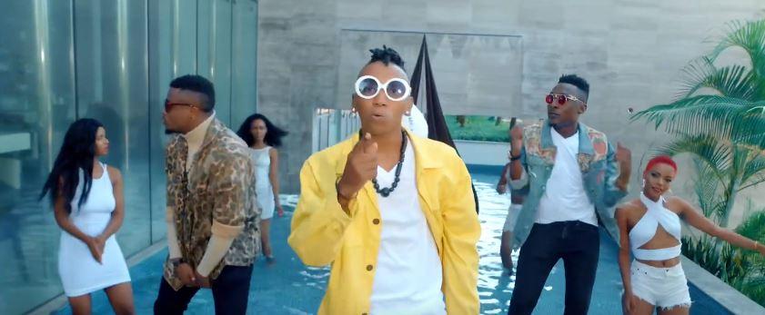 VIDEO   Abdu Kiba X Cheed X Killy X K-2GA – Rhumba - DJ Mwanga