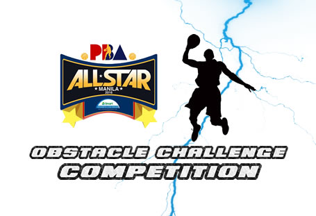 List of Participants & Winners 2016 PBA All-Star Obstacle Challenge