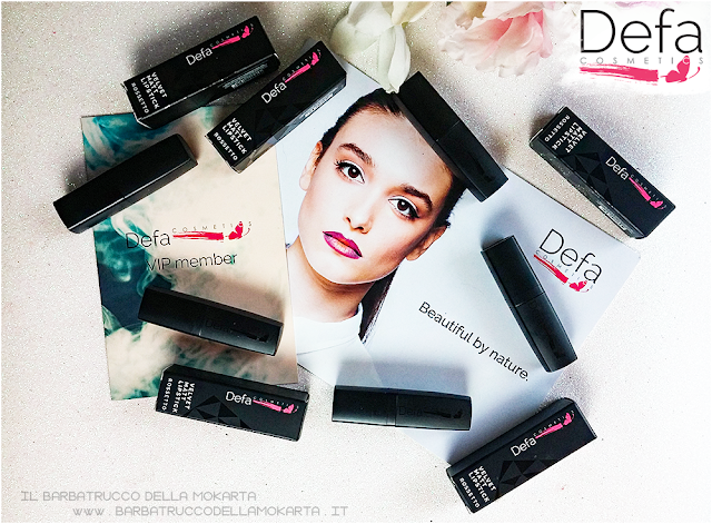 Defa cosmetics lipstick