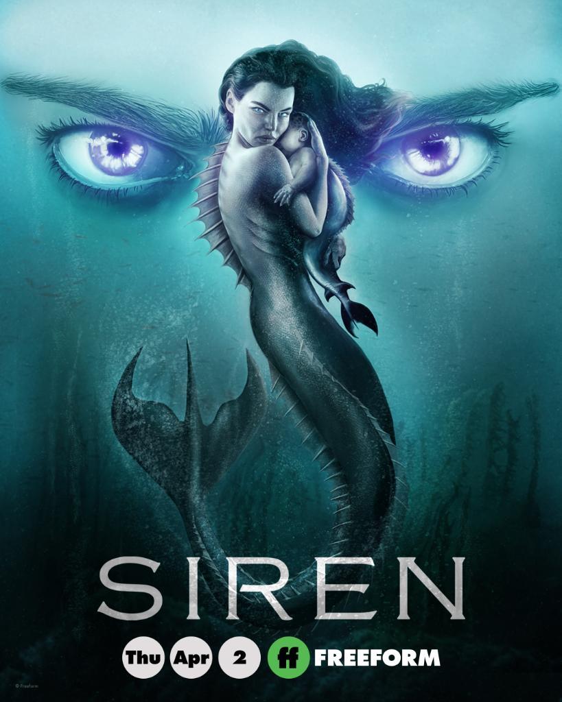 Siren Temporada 3 Ingles Subtitulado 720p