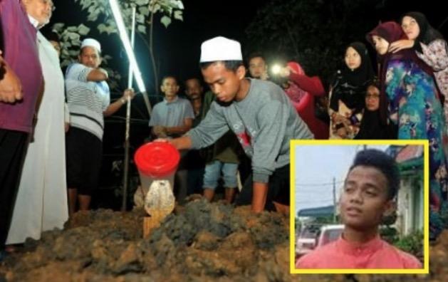 Remaja yang Mati Lemas Semasa Ikuti Rombongan Tabligh di Terengganu Dapat 9A