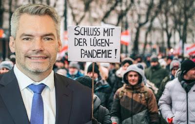 وزير,داخلية,النمسا,يتوعد,بعض,المشاركين,في,مظاهرات,كورونا