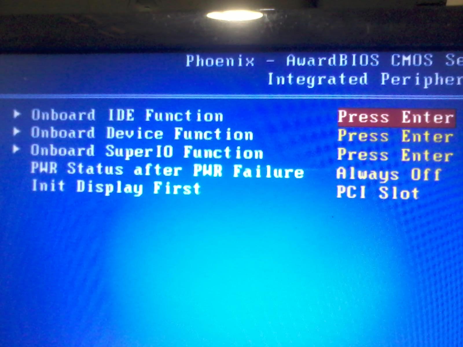 board IDE Function