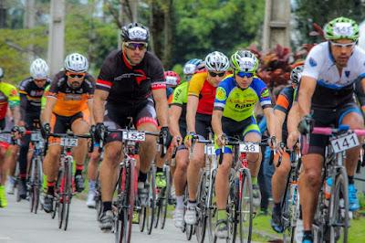 Ciclismo de Registro-SP participa de Desafio em Morretes-PR