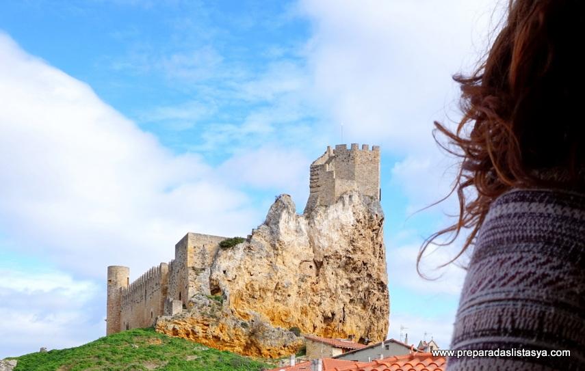 Castillo medieval Frías
