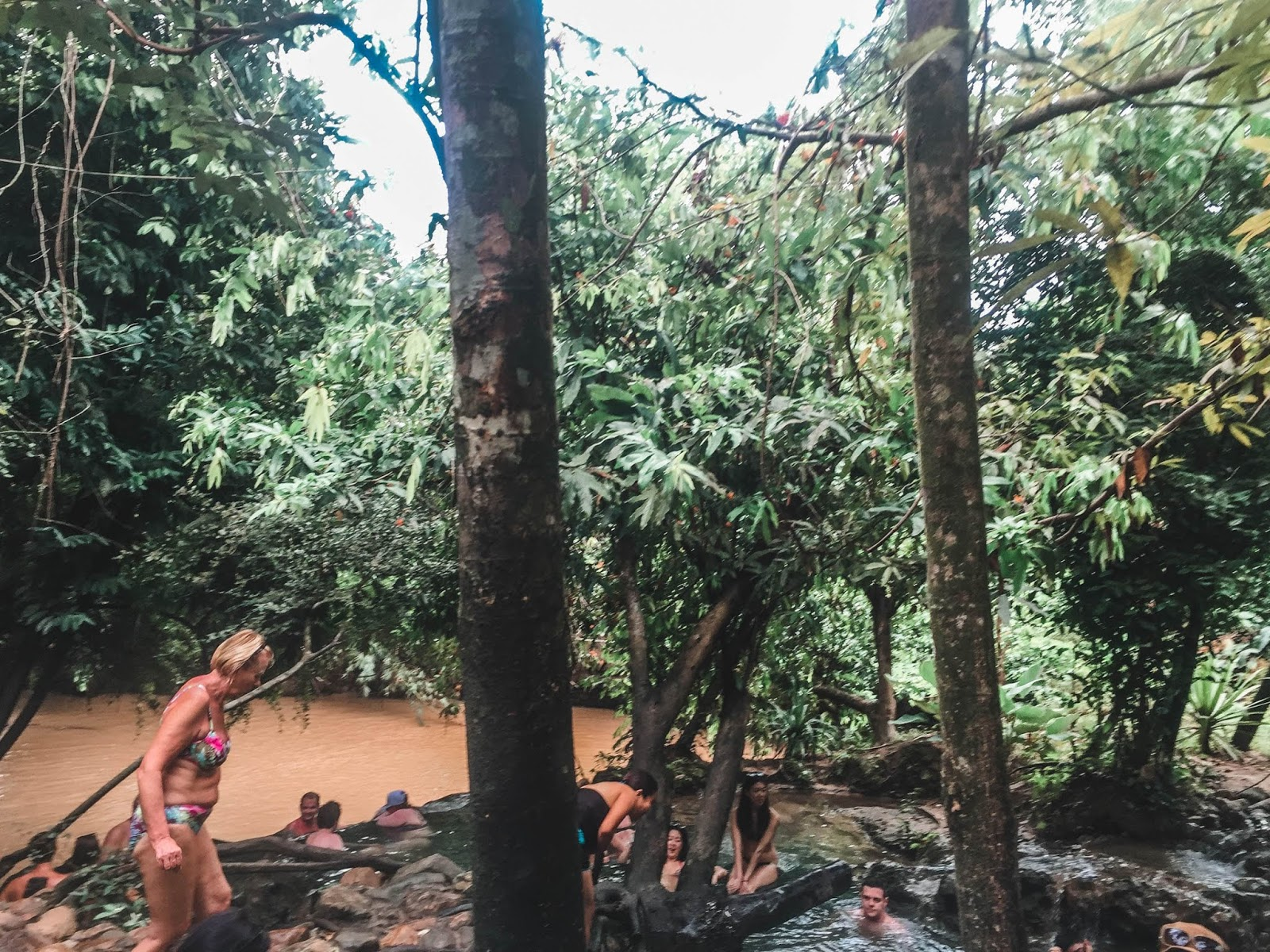 Krabi Thailand Hot Springs