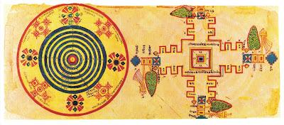 Jain Cosmography