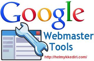 Mengembalikan kode verifikasi google webmaster